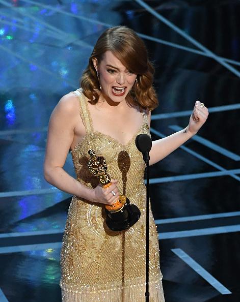 Emma Stone「89th Annual Academy Awards - Show」:写真・画像(19)[壁紙.com]