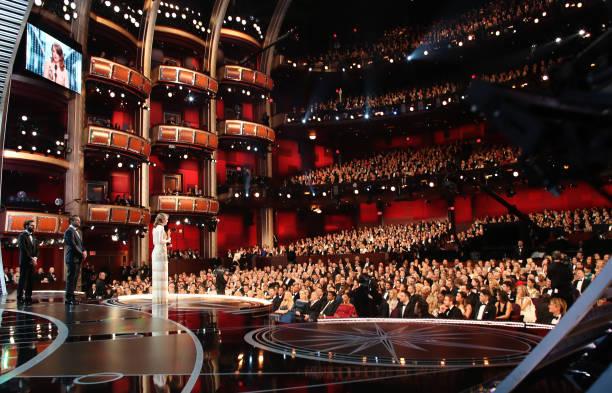 89th Annual Academy Awards - Backstage:ニュース(壁紙.com)