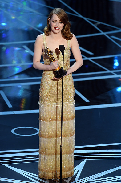 Receiving「89th Annual Academy Awards - Show」:写真・画像(15)[壁紙.com]