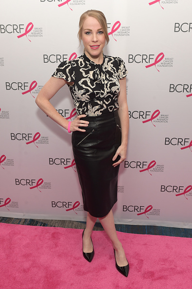 Breast「Breast Cancer Research Foundation New York Symposium and Awards Luncheon - Arrivals」:写真・画像(10)[壁紙.com]