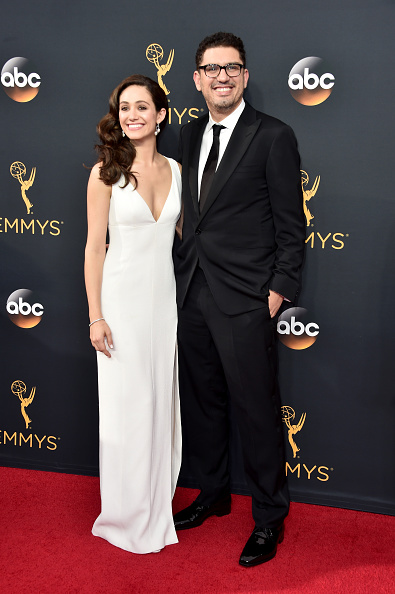 Emmy Rossum「68th Annual Primetime Emmy Awards - Arrivals」:写真・画像(16)[壁紙.com]