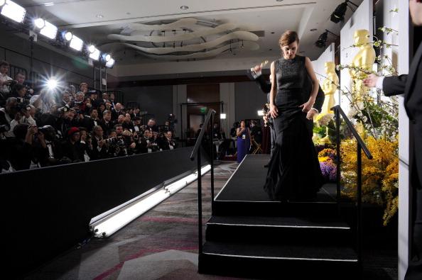 エマ・ワトソン「86th Annual Academy Awards - Press Room」:写真・画像(9)[壁紙.com]