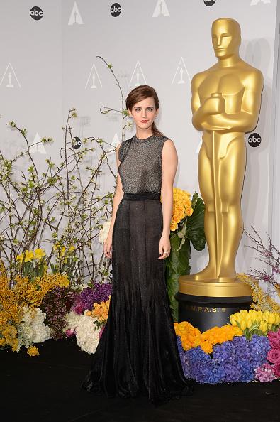 エマ・ワトソン「86th Annual Academy Awards - Press Room」:写真・画像(16)[壁紙.com]