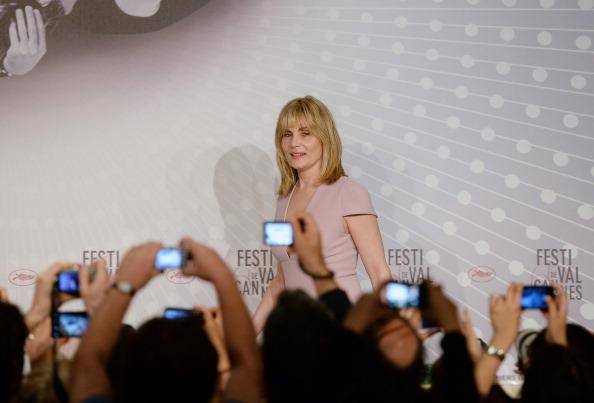 Venus in Fur - 2013 Film「'La Venus A La Fourrure' Press Conference - The 66th Annual Cannes Film Festival」:写真・画像(3)[壁紙.com]