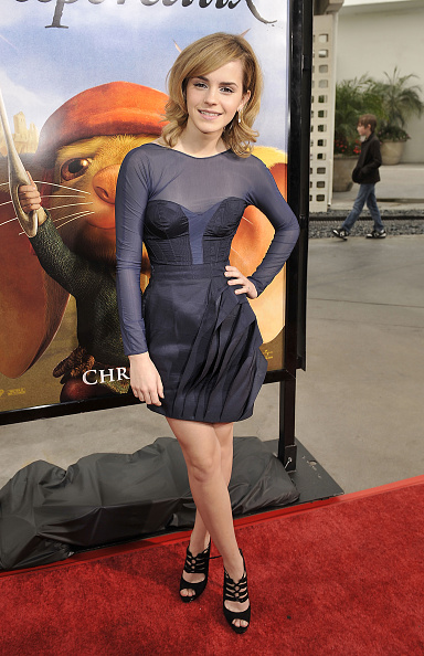 エマ・ワトソン「Premiere of Universal Picture's 'The Tale of Despereaux' - Arrivals」:写真・画像(5)[壁紙.com]