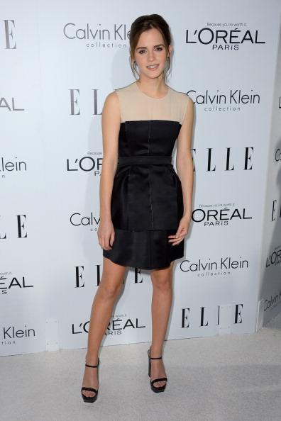 エマ・ワトソン「19th Annual ELLE Women In Hollywood Celebration - Arrivals」:写真・画像(15)[壁紙.com]
