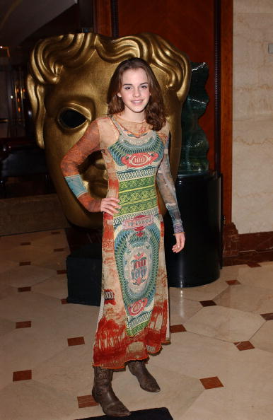 エマ・ワトソン「British Academy Children's Film And Television Awards - Arrivals」:写真・画像(16)[壁紙.com]