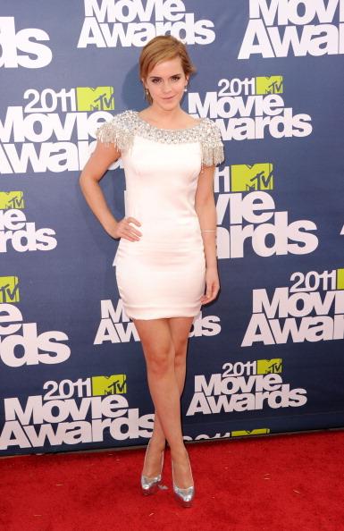 エマ・ワトソン「2011 MTV Movie Awards - Arrivals」:写真・画像(15)[壁紙.com]