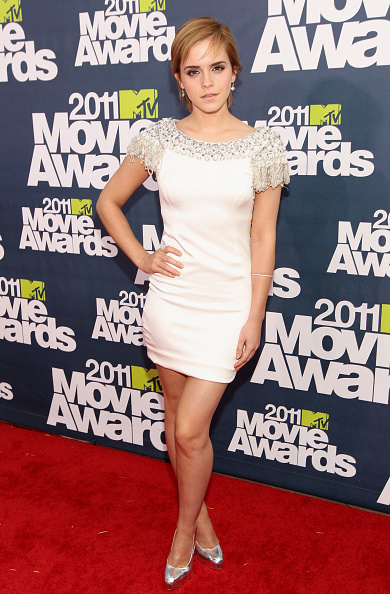 エマ・ワトソン「2011 MTV Movie Awards - Red Carpet」:写真・画像(8)[壁紙.com]