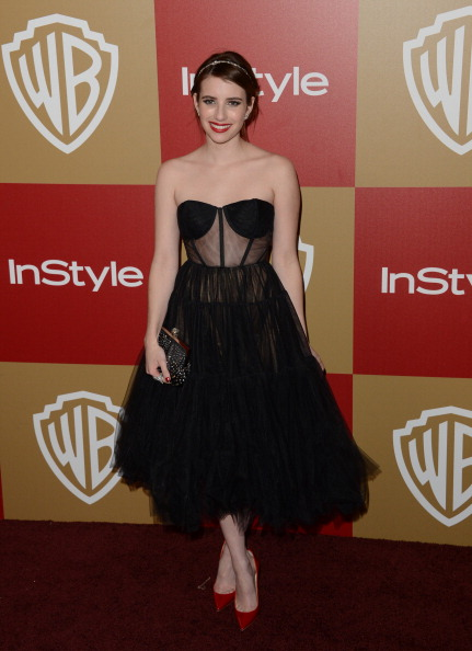 Sweetheart Neckline「14th Annual Warner Bros. And InStyle Golden Globe Awards After Party - Arrivals」:写真・画像(4)[壁紙.com]