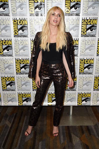 "Frazer Harrison「Comic-Con International 2016 - ""Scream Queens"" Press Line」:写真・画像(4)[壁紙.com]"