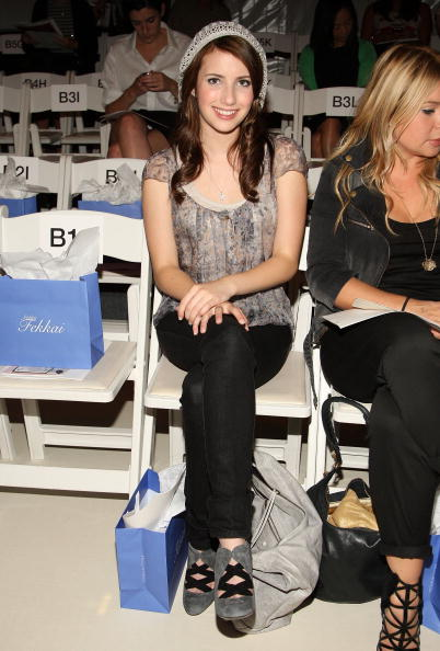 Curly Hair「Brian Reyes - Front Row - Spring 09 MBFW」:写真・画像(2)[壁紙.com]