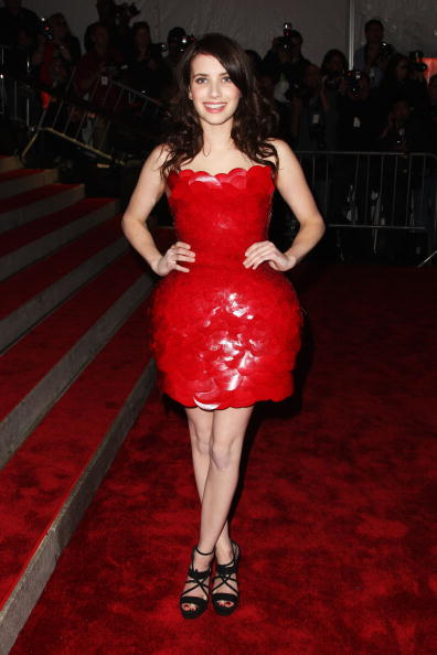 "Eyeliner「""The Model As Muse: Embodying Fashion"" Costume Institute Gala - Arrivals」:写真・画像(4)[壁紙.com]"
