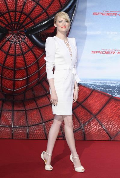 Emma Stone「'The Amazing Spider-Man' Germany Premiere」:写真・画像(4)[壁紙.com]