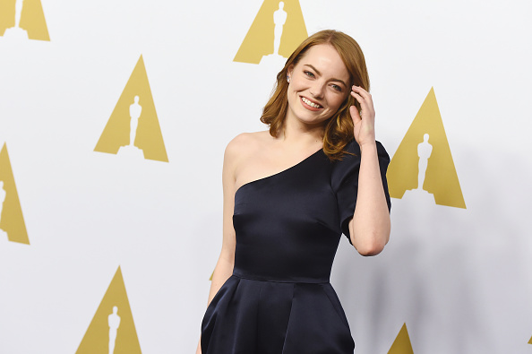 カメラ目線「89th Annual Academy Awards Nominee Luncheon - Arrivals」:写真・画像(10)[壁紙.com]