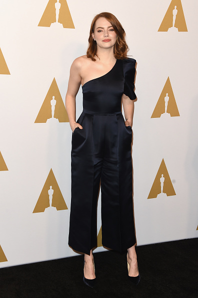 Emma Stone「89th Annual Academy Awards Nominee Luncheon - Arrivals」:写真・画像(11)[壁紙.com]