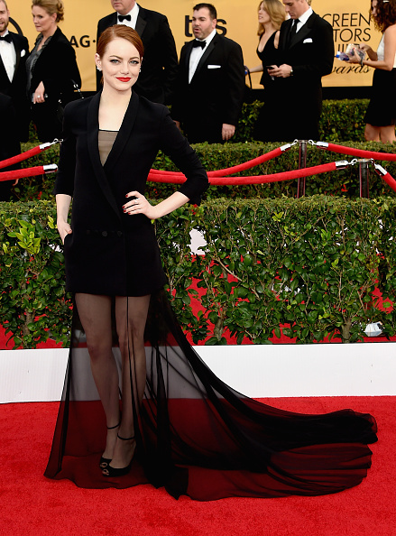 Black Color「21st Annual Screen Actors Guild Awards - Arrivals」:写真・画像(11)[壁紙.com]