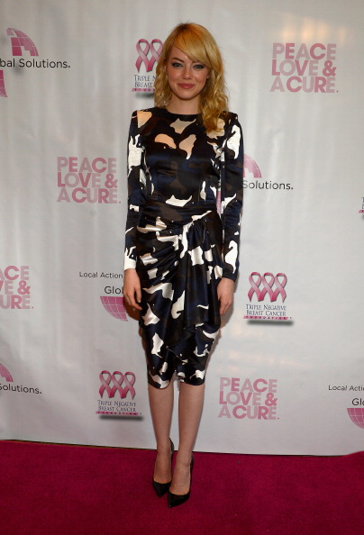 Breast「2013 Peace, Love & A Cure Triple Negative Breast Cancer Foundation Benefit」:写真・画像(3)[壁紙.com]