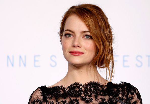 "Emma Stone「""Irrational Man"" - Press Conference - The 68th Annual Cannes Film Festival」:写真・画像(8)[壁紙.com]"