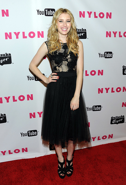 Suede「NYLON Magazine's May Young Hollywood Issue Celebration - Arrivals」:写真・画像(12)[壁紙.com]
