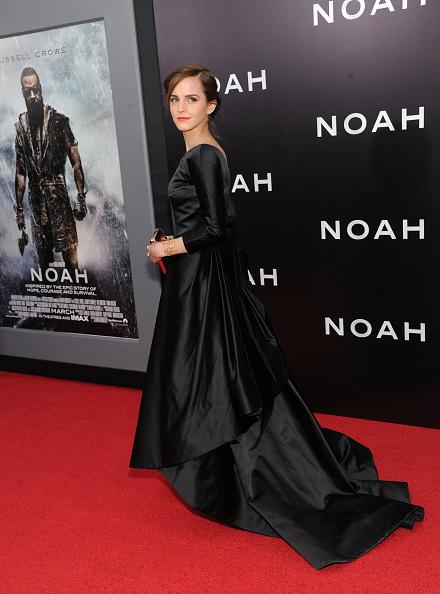 エマ・ワトソン「'Noah' New York Premiere - Inside Arrivals」:写真・画像(10)[壁紙.com]