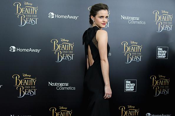 エマ・ワトソン「'Beauty And The Beast' New York Screening」:写真・画像(7)[壁紙.com]