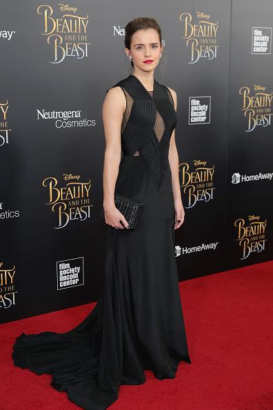 エマ・ワトソン「'Beauty And The Beast' New York Screening」:写真・画像(11)[壁紙.com]