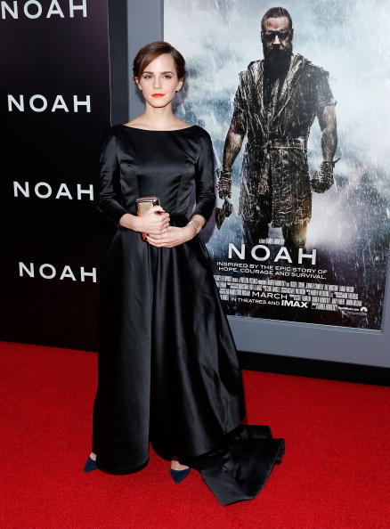 エマ・ワトソン「'Noah' New York Premiere - Outside Arrivals」:写真・画像(7)[壁紙.com]