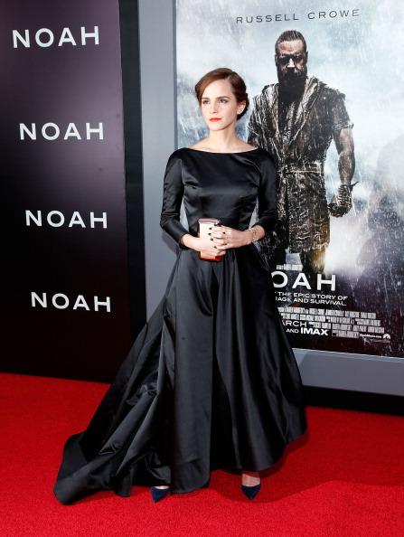 エマ・ワトソン「'Noah' New York Premiere - Outside Arrivals」:写真・画像(4)[壁紙.com]