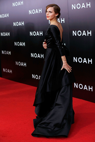 エマ・ワトソン「'Noah' New York Premiere - Outside Arrivals」:写真・画像(5)[壁紙.com]
