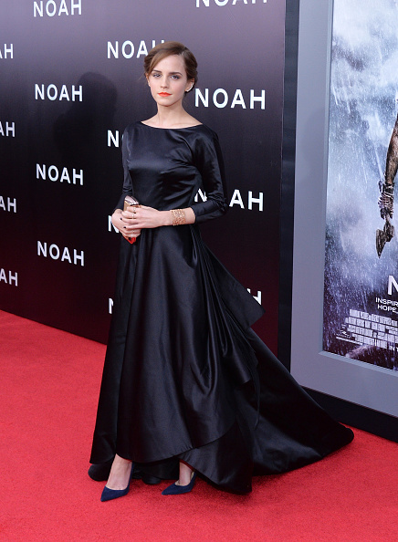 エマ・ワトソン「New York Premiere of Paramount Pictures' 'Noah'」:写真・画像(13)[壁紙.com]