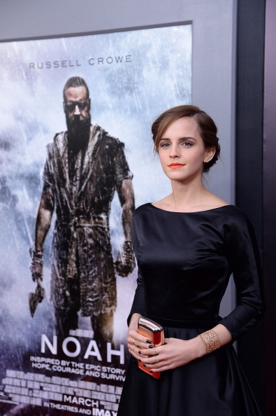 エマ・ワトソン「New York Premiere of Paramount Pictures' 'Noah'」:写真・画像(3)[壁紙.com]