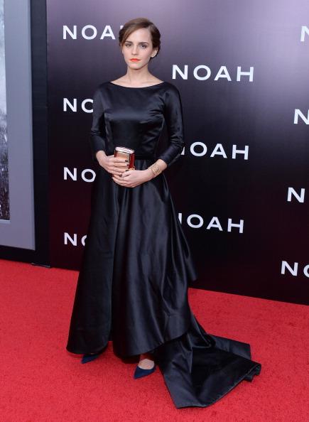 エマ・ワトソン「New York Premiere of Paramount Pictures' 'Noah'」:写真・画像(8)[壁紙.com]