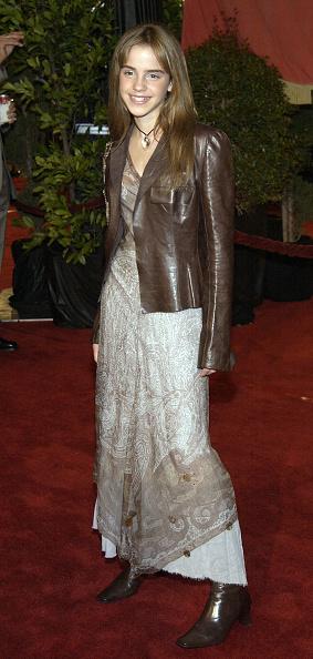 エマ・ワトソン「Emma Watson  At Harry Potter and the Chamber of Secrets Premiere」:写真・画像(8)[壁紙.com]