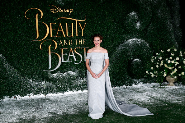 エマ・ワトソン「'Beauty And The Beast' - UK Launch Event」:写真・画像(14)[壁紙.com]
