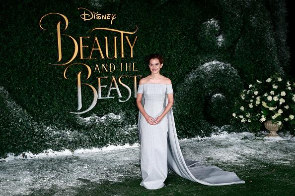 エマ・ワトソン「'Beauty And The Beast' - UK Launch Event」:写真・画像(4)[壁紙.com]