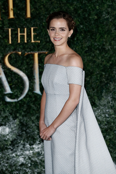 エマ・ワトソン「'Beauty And The Beast' - UK Launch Event」:写真・画像(0)[壁紙.com]