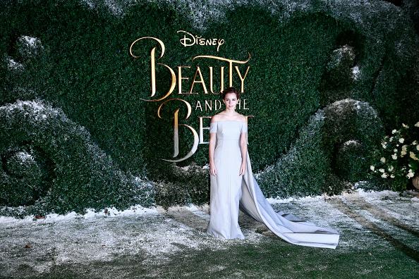 エマ・ワトソン「'Beauty And The Beast' - UK Launch Event」:写真・画像(3)[壁紙.com]