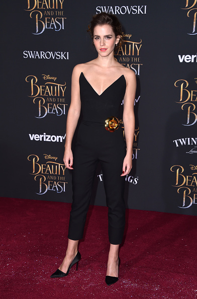 エマ・ワトソン「Premiere Of Disney's 'Beauty And The Beast' - Arrivals」:写真・画像(5)[壁紙.com]
