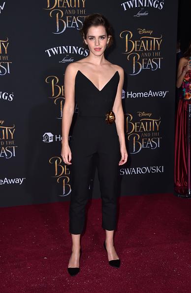 エマ・ワトソン「Premiere Of Disney's 'Beauty And The Beast' - Arrivals」:写真・画像(19)[壁紙.com]