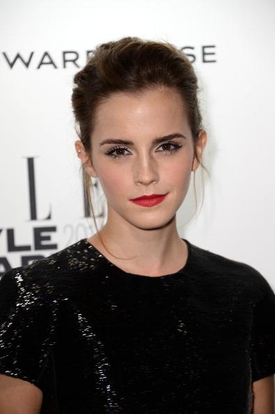 エマ・ワトソン「Elle Style Awards 2014 - Inside Arrivals」:写真・画像(10)[壁紙.com]