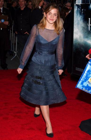 エマ・ワトソン「Warner Bros. Pictures Premiere Of 'Harry Potter & The Goblet Of Fire'」:写真・画像(4)[壁紙.com]