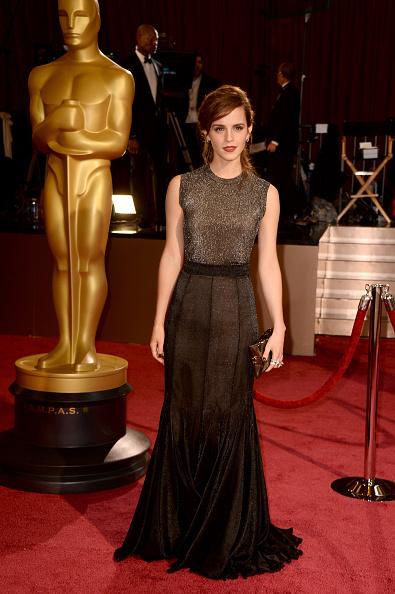 エマ・ワトソン「86th Annual Academy Awards - Arrivals」:写真・画像(8)[壁紙.com]