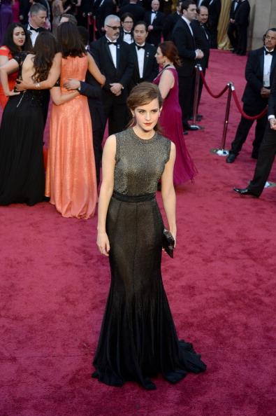 エマ・ワトソン「86th Annual Academy Awards - Arrivals」:写真・画像(7)[壁紙.com]