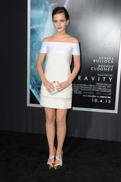 エマ・ワトソン「'Gravity' New York Premiere - Inside Arrivals」:写真・画像(13)[壁紙.com]