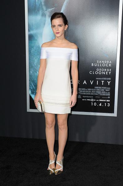 エマ・ワトソン「'Gravity' New York Premiere - Inside Arrivals」:写真・画像(12)[壁紙.com]
