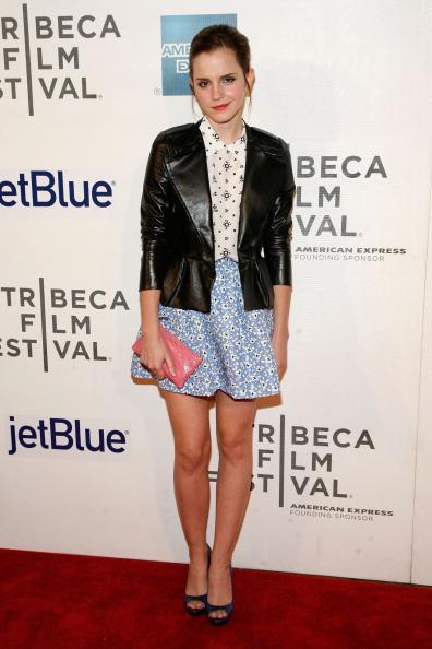 エマ・ワトソン「'Struck By Lightning' Premiere - 2012 Tribeca Film Festival」:写真・画像(5)[壁紙.com]