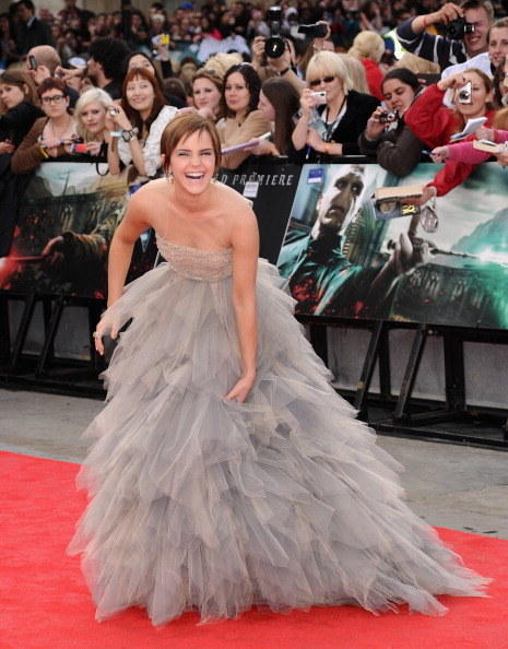 Tulle Netting「Harry Potter And The Deathly Hallows - Part 2 - World Film Premiere」:写真・画像(2)[壁紙.com]