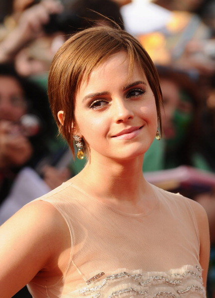 エマ・ワトソン「Harry Potter And The Deathly Hallows - Part 2 - World Film Premiere」:写真・画像(16)[壁紙.com]