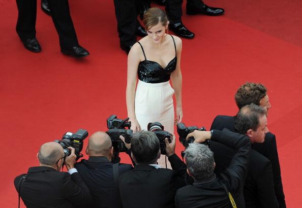 エマ・ワトソン「'Jeune & Jolie' Premiere - The 66th Annual Cannes Film Festival」:写真・画像(12)[壁紙.com]